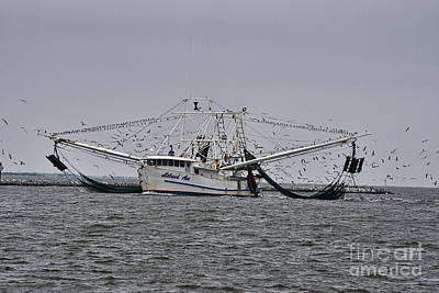 Photograph - Fishing Boat by David Arment