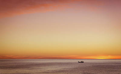 Photograph - Fishing Boat. by Gary Gillette