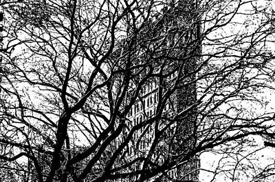 Photograph - Flatiron Building by Mark Alesse