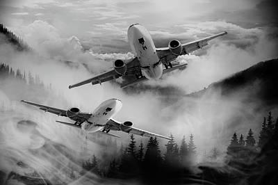 Photograph - Flight Of Fancy by Pezibear