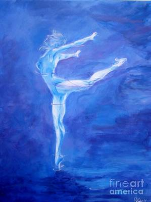 Painting - Flight by Patricia Kanzler