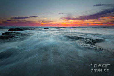 Photograph - Flooded By The Tides by Mike Dawson