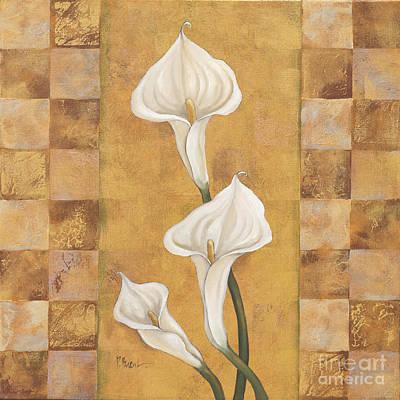 Rey Painting - Flora Del Rey II by Paul Brent