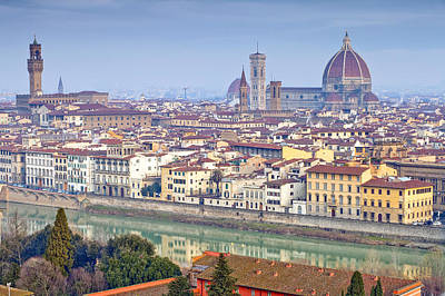 Florence Art Print by Andre Goncalves
