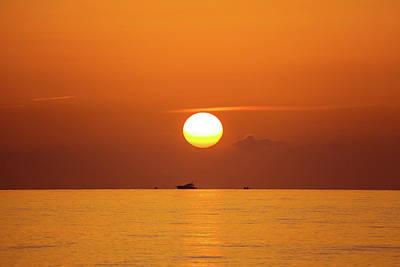 Photograph - Florida Sunrise by Dart and Suze Humeston