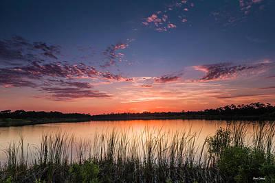 Photograph - Florida Sunset by Fran Gallogly