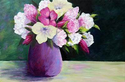 Floral Delight Art Print