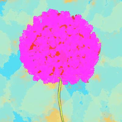 Photograph - Flower by Skip Nall