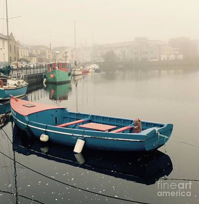 Photograph - Foggy Galway by Louise Fahy