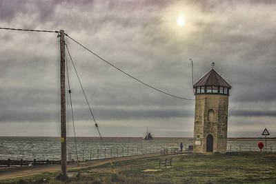 Essex Wall Art - Photograph - Foggy Morning by Martin Newman
