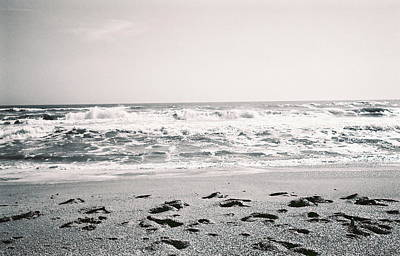 Photograph - Footprints In Sand by Utopia Concepts