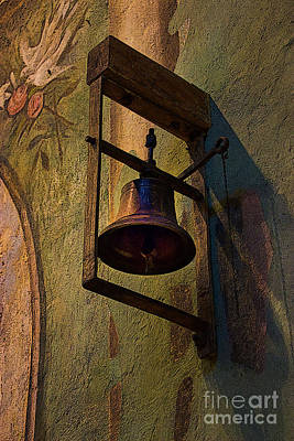Novel Photograph - For Whom The Bell Tolls by Al Bourassa