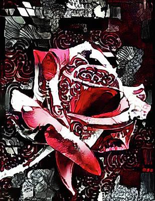 Painting - Forbidden Love by Susan Maxwell Schmidt
