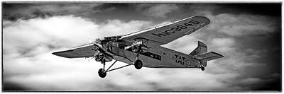 Photograph - Ford Trimotor by Chris Smith