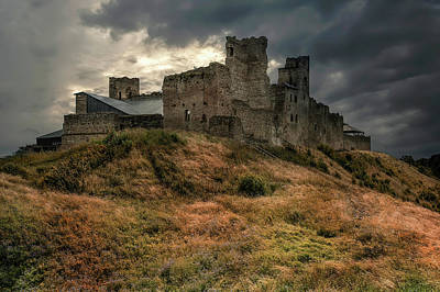 Photograph - Forgotten Castle by Jaroslaw Blaminsky