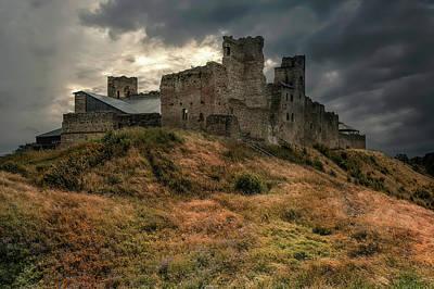 Photograph - Forgotten Castle by Jaroslaw Blaminsky