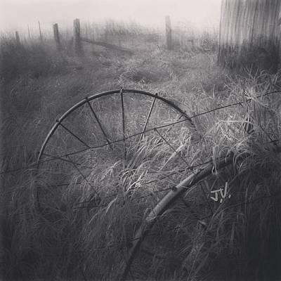 Photograph - Forgotten by Jim Vance