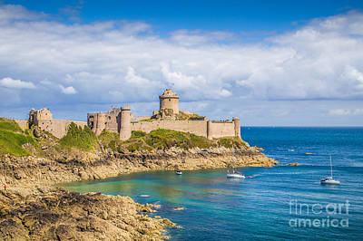Photograph - Fort-la-latte by JR Photography