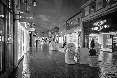 Photograph - Forum Shops by Ricky Barnard