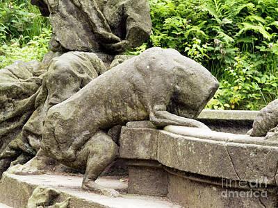 Photograph - Fountain Of Jacob by Michal Boubin