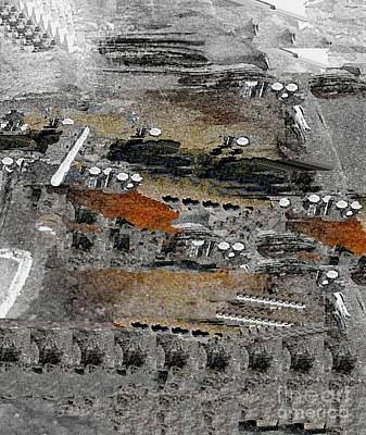 Digital Art - Fracking  by Nancy Kane Chapman