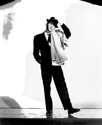 Frank Sinatra Pal Joey Set 1 1957-2015 Art Print