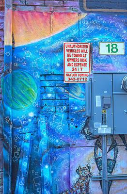 Photograph - Freak Alley Boise by Dart  Humeston