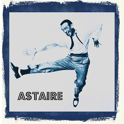 Astaire Photograph - Fred Astaire by John Springfield