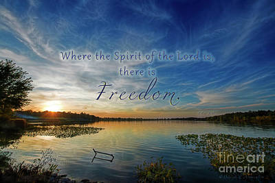 Photograph - Freedom by David Arment