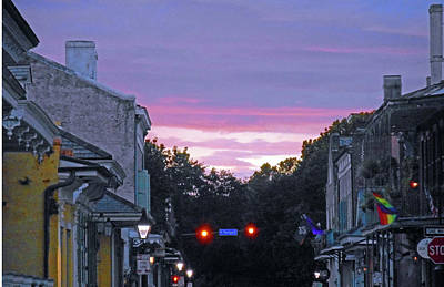 Photograph - French Quarter 14 by Ron Kandt