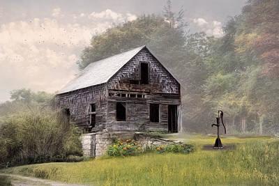 Art Print featuring the photograph Fresh Air by Robin-Lee Vieira