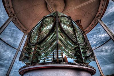 Digital Art - Fresnel Lens by Patrick Groleau