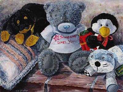 Friends Original by Viktor Stakhov