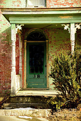 Photograph - Front Door by Alana Ranney