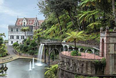 Photograph - Funchal - Madeira by Joana Kruse