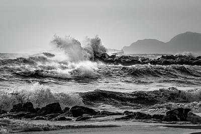 Photograph - Winter Sea by Matteo Viviani