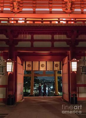 Photograph - Fushimi Inari Taisha, Kyoto Japan by Perry Rodriguez