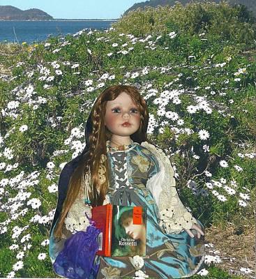 Gabriella Elizabeth Rossetti Art Print by Adrianne Wood