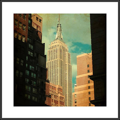 Photograph - Gallery Image - New York City by Richard Reeve