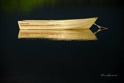 Photograph - Gamefisher by AnnaJanessa PhotoArt