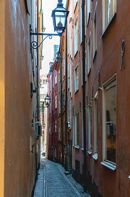 Photograph - Gamla Stan by Nick Barkworth