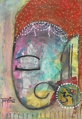 Mixed Media - Ganesha by Prerna Poojara