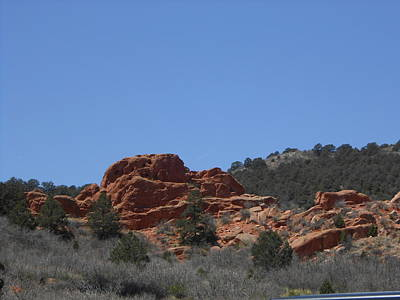 Photograph - Garden Of The Gods by Julie Grace