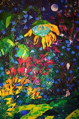 Garden Sanctuary Art Print