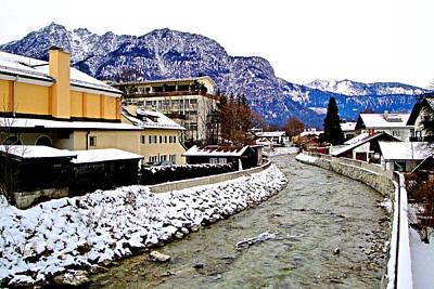 Photograph - Garmisch-partenkirchen Study 10 by Robert Meyers-Lussier
