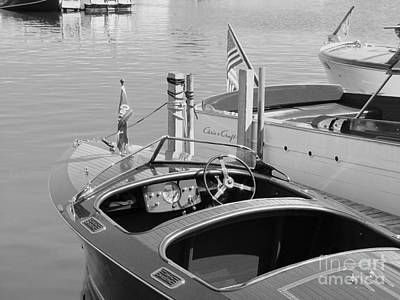 Photograph - Garwood Runabout by Neil Zimmerman