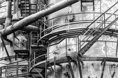 Photograph - Gasworks Park by Jerry Fornarotto