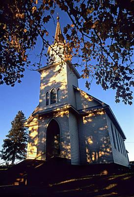 Photograph - The Genesee Church  by Doug Davidson