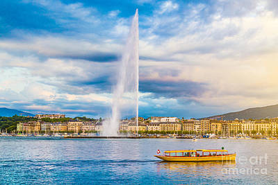 Photograph - Geneva by JR Photography