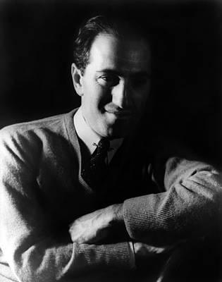 George Gershwin 1898-1937, American Art Print by Everett
